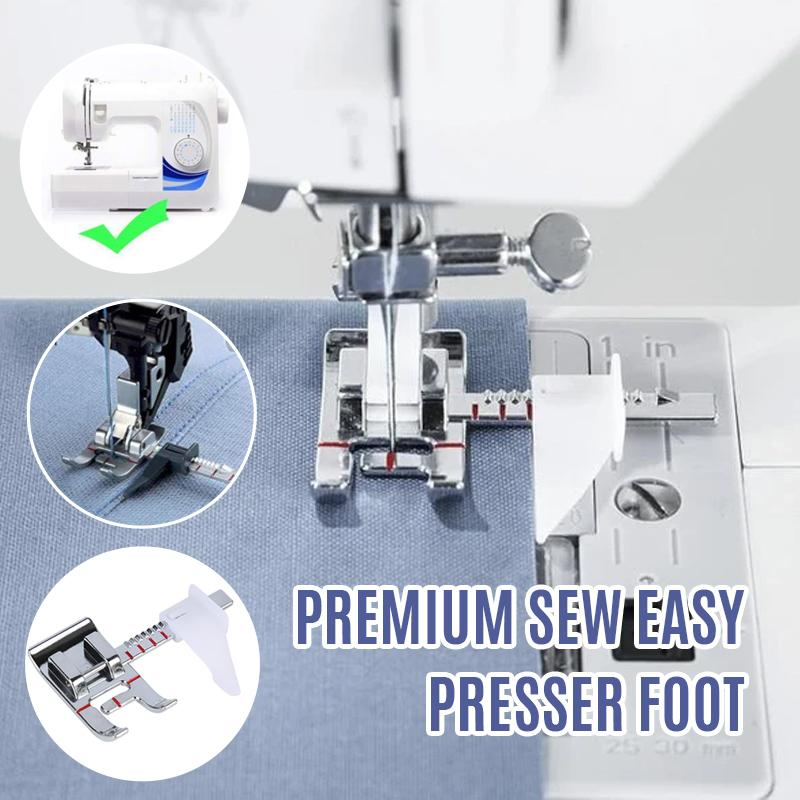 Urlife™ Premium Sew Easy Presser Foot