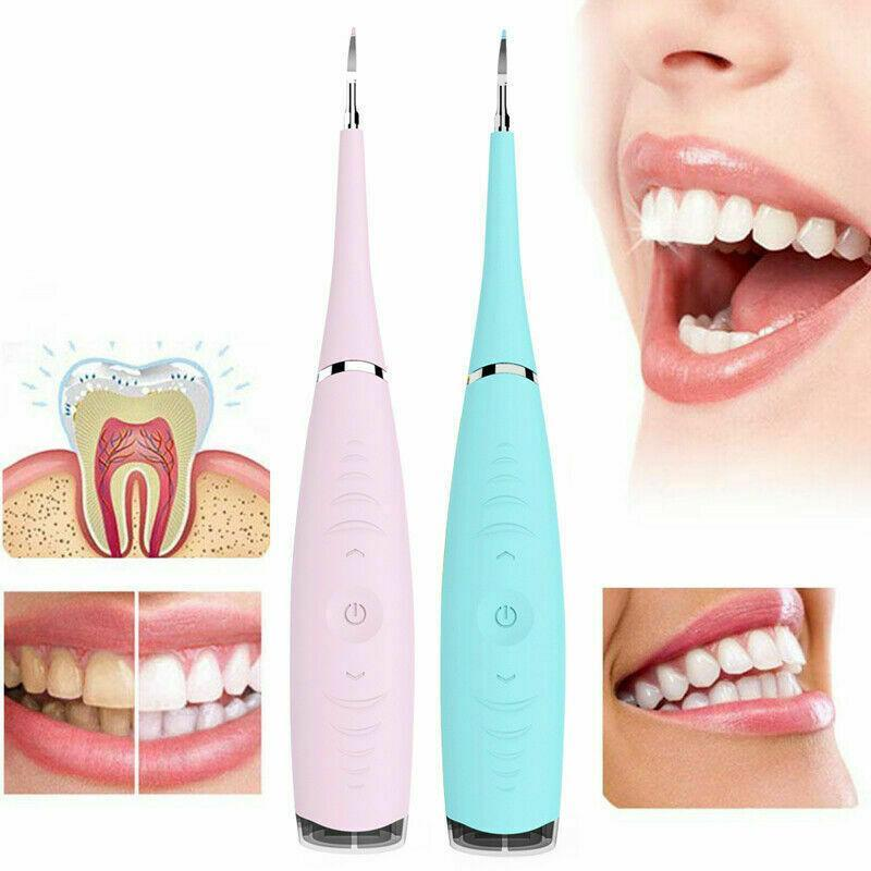 Ultrasonic Tooth Cleaner