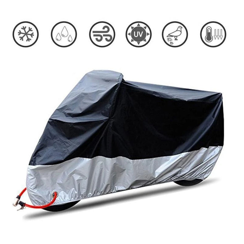 Urlife™ Motorcycle Universal Outdoor Cover
