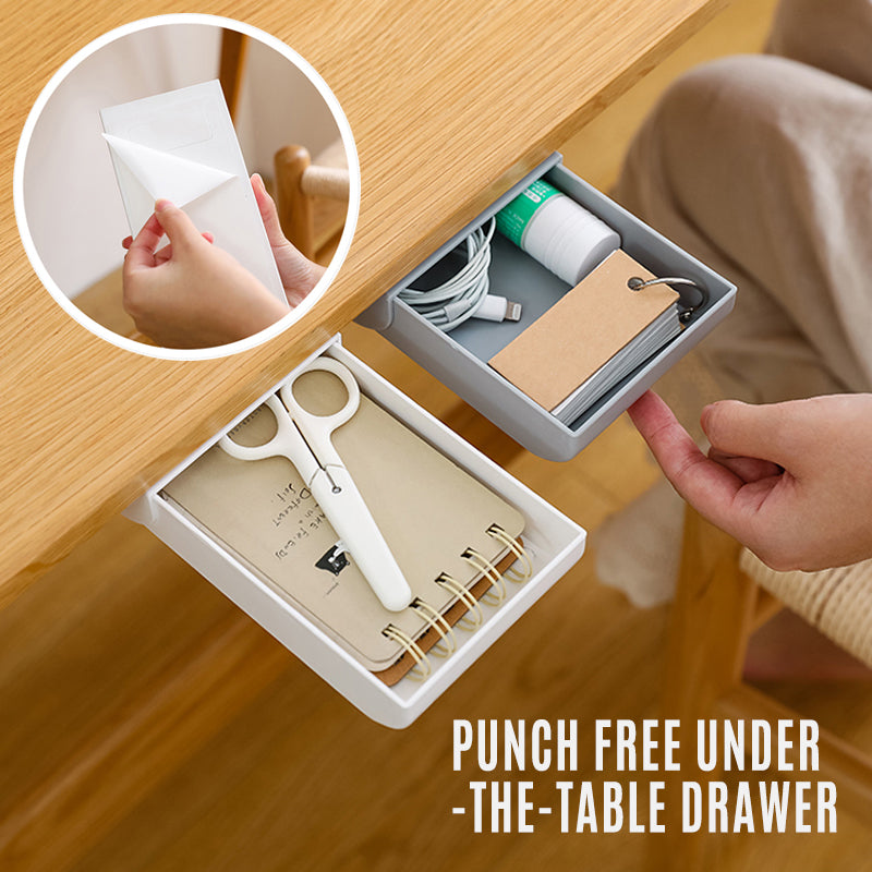 Punch Free Under - Table Drawer