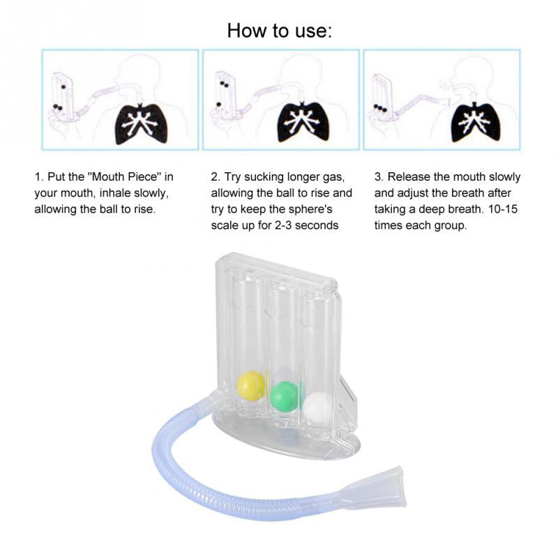 Urlife™ Lung Capacity Exercising Device