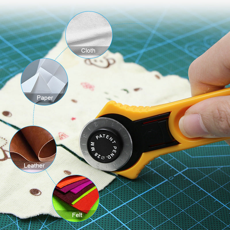 Titanium Coated Rotary Cutter(28mm)