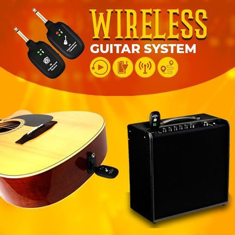 Wireless Guitar System