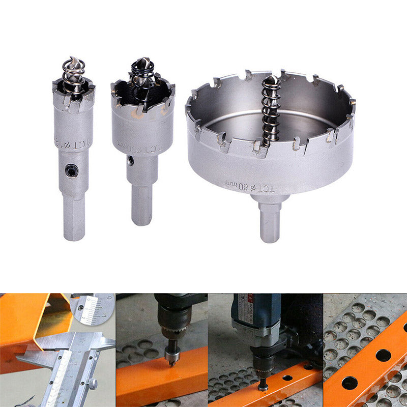 Hole Saw Cutter Drill Bit Set (12PCS)