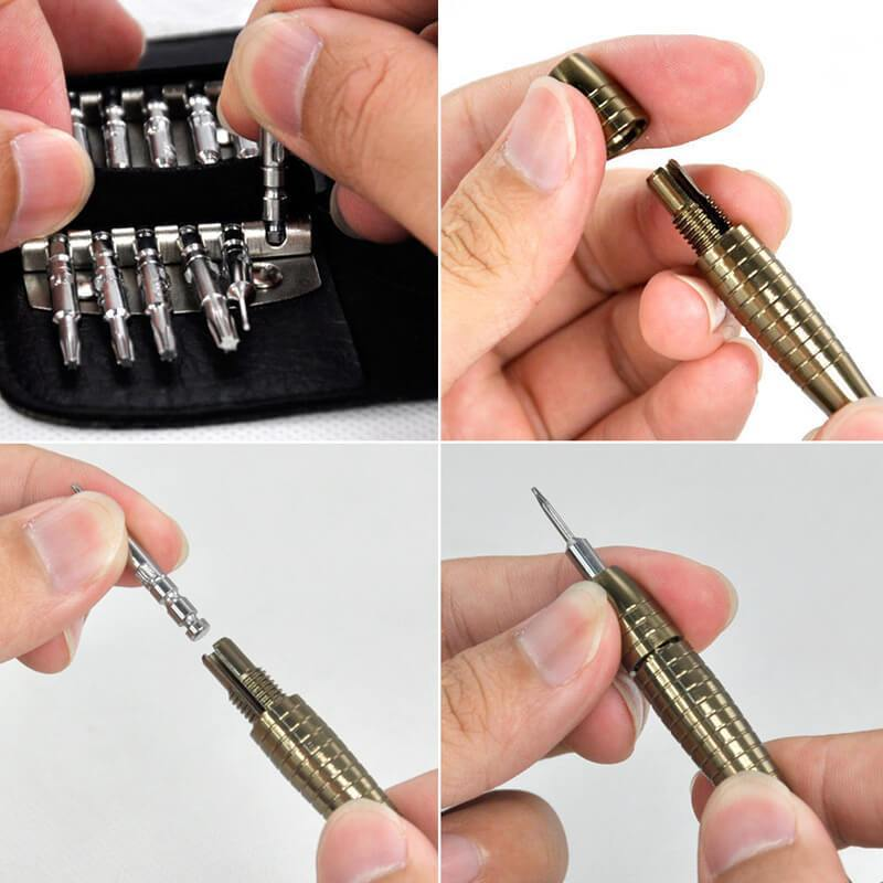 Premium Repair Kit - 25 in 1!
