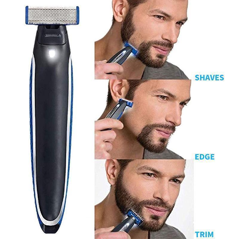 Electric One-Blade Face & Body Razor