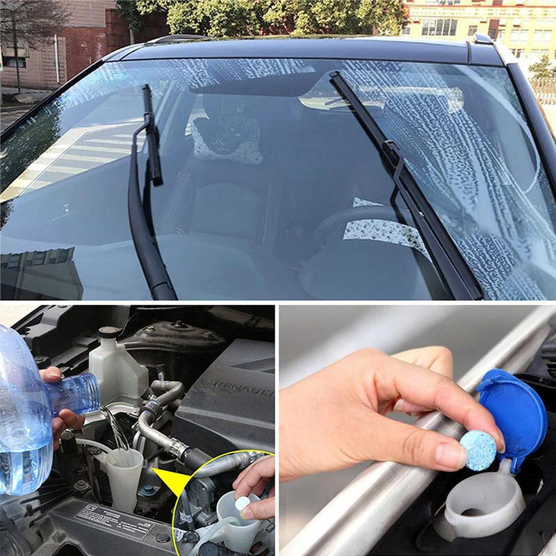Urlife™ Automobile Glass Cleaning Sheet