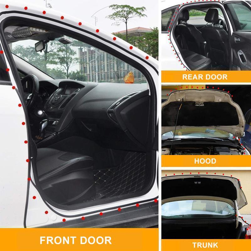 Car Door Sealing Strip