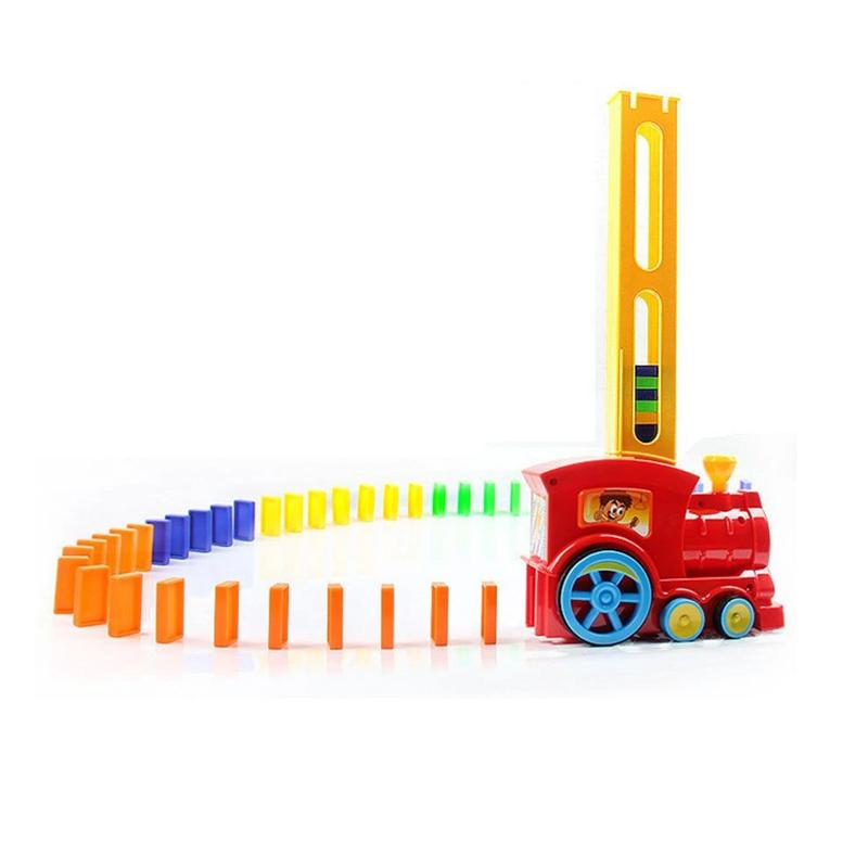 Domino Electric Train