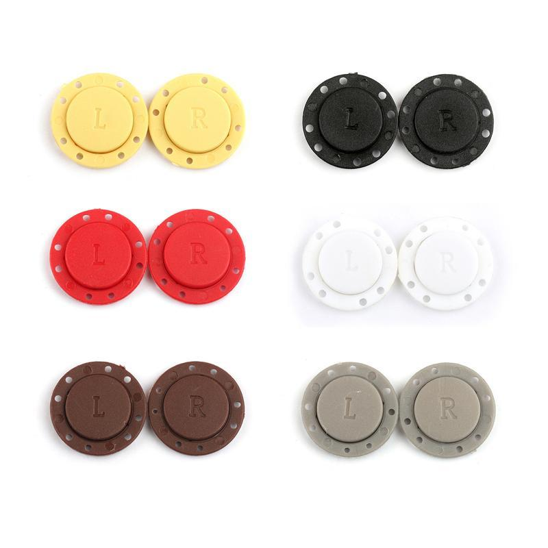 High-grade Invisible Magnet Button (5 Sets)