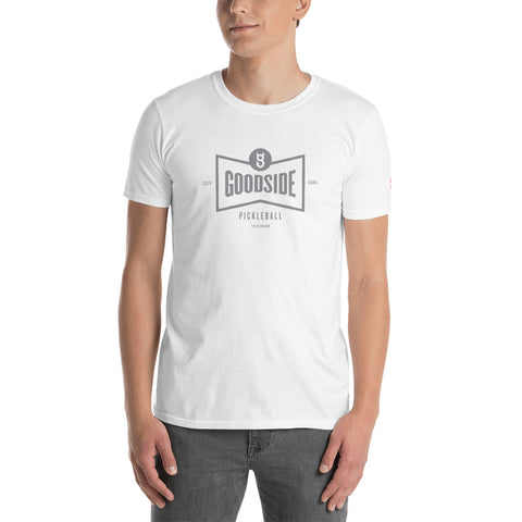 Short-Sleeve Unisex T-Shirt bow logo