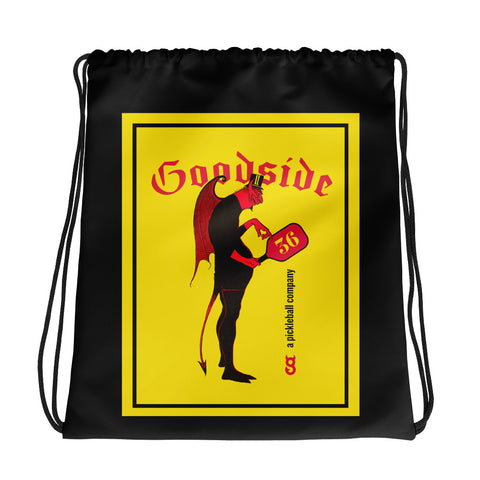 Goodside Drawstring bag devil