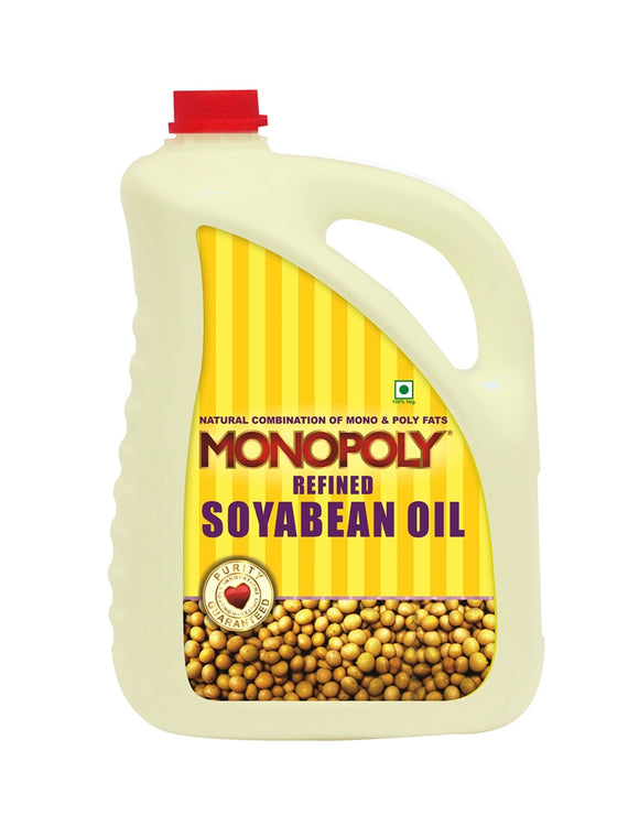 Soyabean Oil 5 Litres Can