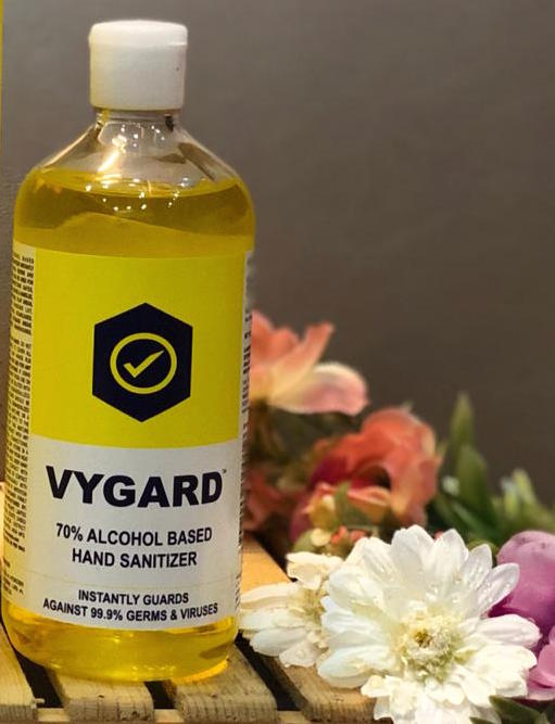 VYGARD 70% 500 ml PET Bottle
