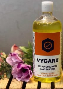 VYGARD 80% 500 ml PET Bottle