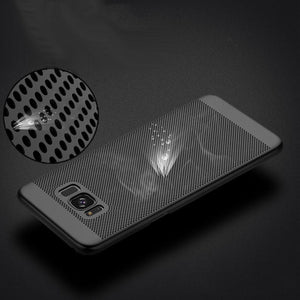 Galaxy S8/S8 Plus Ultra-thin Breathing Series Case