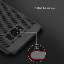 Load image into Gallery viewer, Galaxy S8/S8 Plus Ultra-thin Breathing Series Case