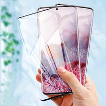Load image into Gallery viewer, Galaxy S20 Plus Tempered 5D Glass Screen Protector