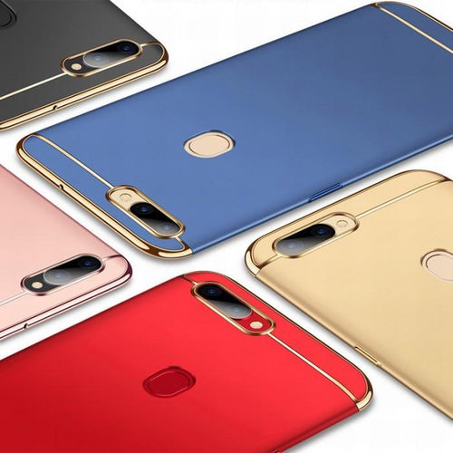OnePlus 5T Luxury Electroplating 3in1 Matte Case