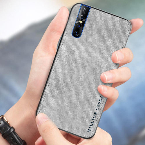 Vivo V15 Pro Million Cases Special Edition Soft Fabric Case