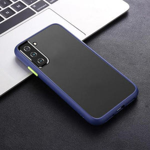 Galaxy S21 Plus Shockproof Matte Finish Case