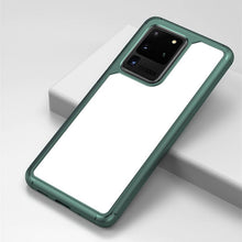 Load image into Gallery viewer, Galaxy S20 Ultra New Shockproof Clear Acrylic Back Case