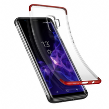 Load image into Gallery viewer, Galaxy S9 Plus Shockproof TPU Transparent Case