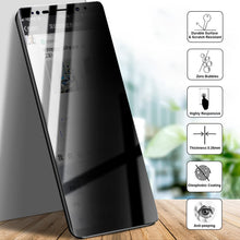 Load image into Gallery viewer, Galaxy Note 8 Privacy Tempered Glass [ Anti- Spy Glass]