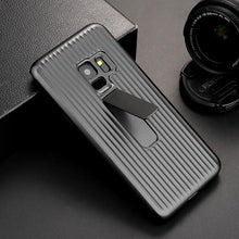 Load image into Gallery viewer, Galaxy S9/S9 Plus Armor Shockproof Kickstand Case