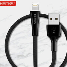 Load image into Gallery viewer, Henks ®Armor Lightning USB Data Cable