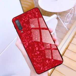 Xiaomi Mi A3 Dream Shell Textured Marble Case