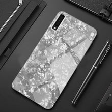 Load image into Gallery viewer, Xiaomi Mi A3 Dream Shell Textured Marble Case
