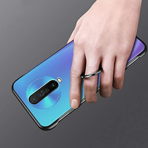 Mi Poco X2 Luxury Frameless Transparent Case