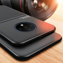 Load image into Gallery viewer, OnePlus 7T Carbon Fiber Twill Pattern Soft TPU Case