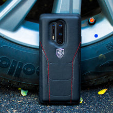 Load image into Gallery viewer, Ferrari ® Oneplus 8 Pro Genuine Leather Crafted Limited Edition Case