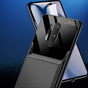 OnePlus 7T Pro/8/8 Pro Portable 5000 mAh Battery Shell Case