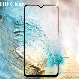 Oppo Realme 5 Ultra HD Full Coverage Tempered Glass