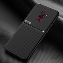 Load image into Gallery viewer, Galaxy S9 Plus Carbon Fiber Twill Pattern Soft TPU Case