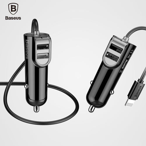 Universal USB Travel Car Charger