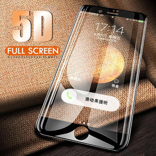 iPhone 6S Plus 5D Tempered Glass Screen Protector