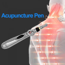 Load image into Gallery viewer, Electric Acupuncture Magnet Therapy Heal Massage Pen
