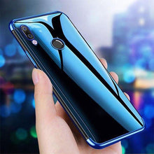 Load image into Gallery viewer, Oppo Realme 3 Pro Electroplating Silicone Transparent Glitter Case