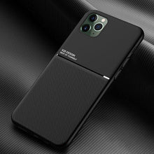 Load image into Gallery viewer, iPhone 11 Carbon Fiber Twill Pattern Soft TPU Case