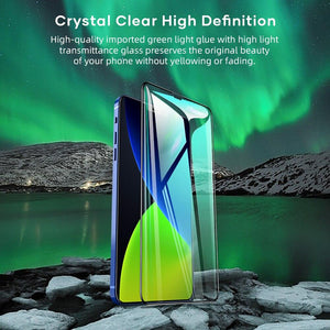 iPhone 12 Mini Ultra HD Curved Tempered Glass
