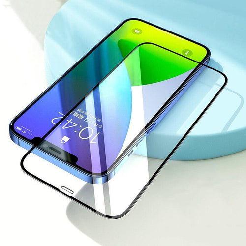 iPhone 12 Series Ultra HD Curved Tempered Glass