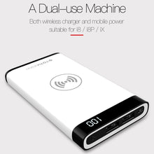 Load image into Gallery viewer, TOTU 8000mah QI Wireless Charging Power Bank