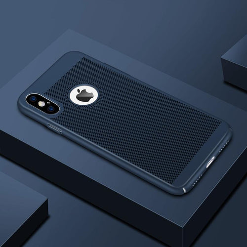 iPhone X Breathing Series Ultra-thin Case