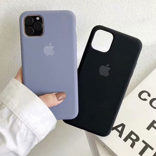 iPhone 11 Pro Liquid Silicone Logo Case