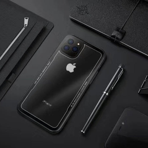 iPhone 11 Pro Cover Glassium Protective Series Case