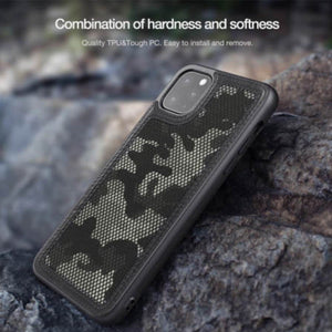 Nillkin ® iPhone 11 Series Camouflage Pattern Cloth Case